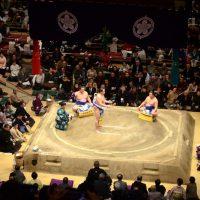 大相撲を両国国技館で生観戦してきました〜(その2)