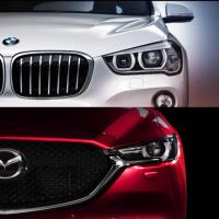 新型CX-5とBMW X1を試乗比較したらマツダが好きになった話。